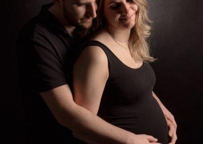Zwangerschap fotoshoot Eindhoven fotostudio