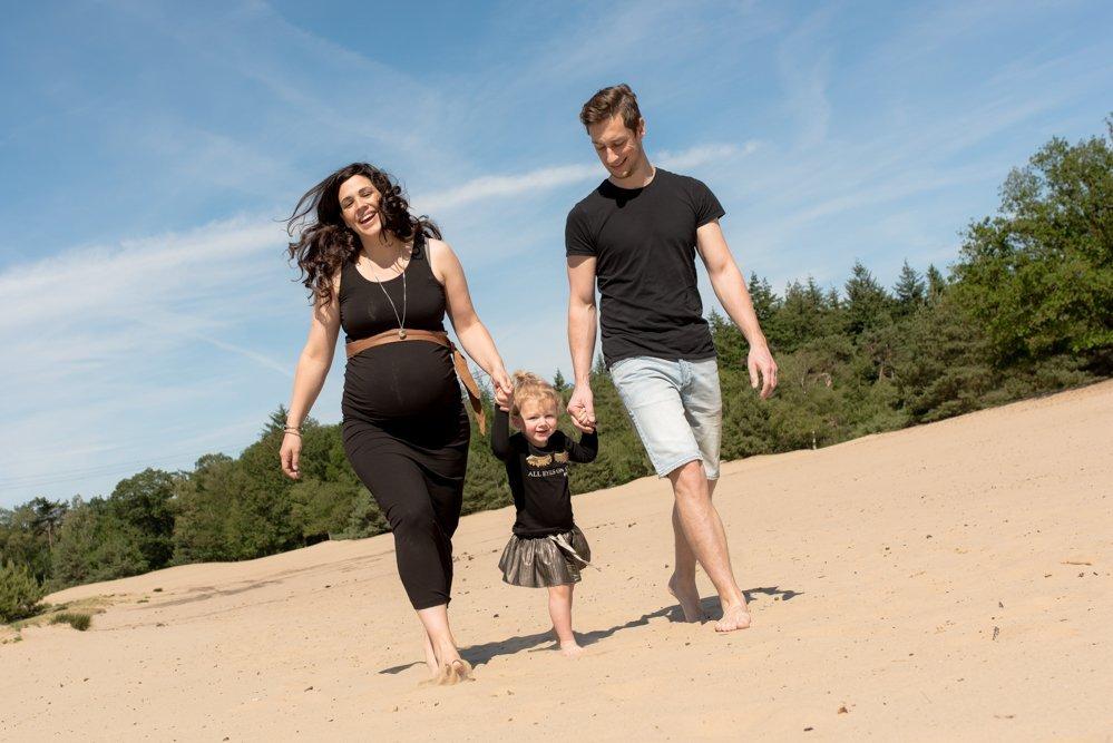 Locatie zwangerschap fotoshoot