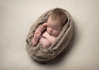 Newborn foto gemaakt bij Astrid Timmers