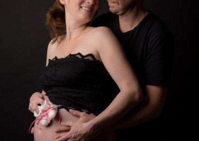 Zwangerschap fotoreportage fotostudio Eindhoven