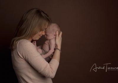 Newborn fotoshoot Eindhoven jongen
